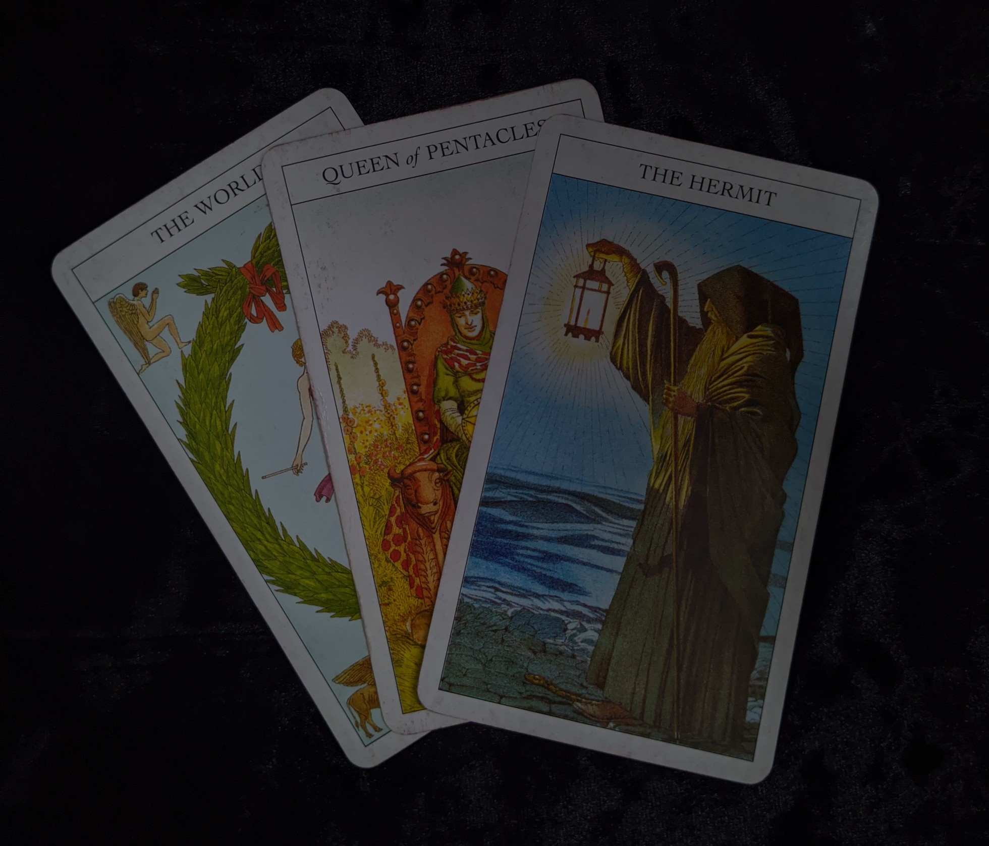 Arts or Intuition Tarot